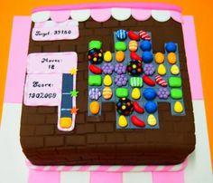 Candy Crush Cake  We Heart It cakepins.com