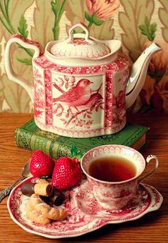 'Tea time.