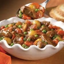 Cube Steak Stew I haven't tried this just yet, but it is on my list! 4 cubed steaks, cut into 1-inch strips 2 tbsp flour Salt and pepper to taste 2 tbsp butter 1 tbsp finely chopped onion 1 cup frozen peas and carrots, I use fresh 6 medium potatoes 1/2 cup of liquid from cooking potatoes 1 can (8 oz) tomato sauce Cook potatoes in a medium saucepan; let cool enough to peel and dice, reserving the 1/2 cup of the liquid. Steam carrots and peas. Coat the steak strips with flour seasoned wit...