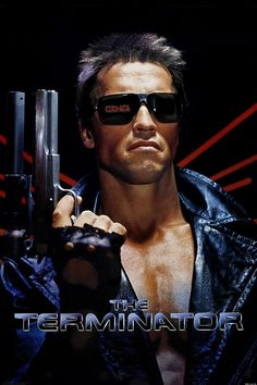 The Terminator movie poster 1984