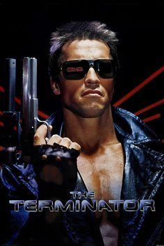 The Terminator (1984). Arnold Schwarzenneger, Linda Hamilton, Michael Biehn. Sci-fi   Action.