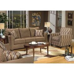 Very Affordable Sofa and Chair set from Keaton Furniture