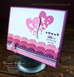 Stampin' Up! SU by Connie Collins, Constantly Stamping