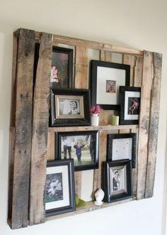 Wood Pallet Shelves furniture-and-decor