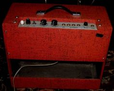 teisco melody  amps | Vintage Teisco Melody Tube Mdl Ap-12 Guitar Amplifier | Vintage Guitar ...