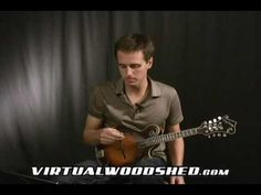 Mandolin Lesson for Beginners.  I like this one!