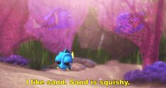 """We don't deserve Baby Dory. 