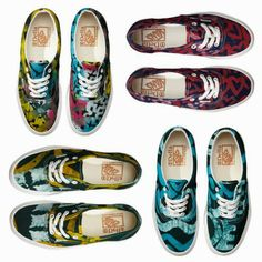 "African Prints in Fashion: Della & Vans: ""Don't be afraid to ask"""