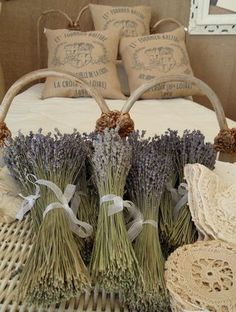 Patina Green - their store in McKinney is amazing & their lavender smells so wonderful