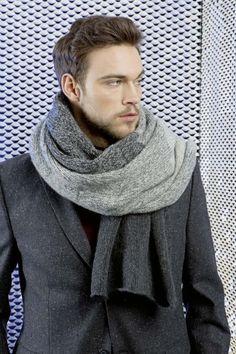 Gebreide Lang Yarns Nova sjaal Fam 224-25
