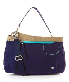 This Navy Note Bag by haiku is perfect! #zulilyfinds