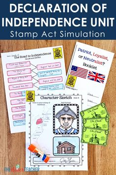 Awesome Interactive Stamp Act Simulation - josephine Teaching Us History, History Education, History Teachers, Middle School Us History, 8th Grade History, 7th Grade Social Studies, Teaching Social Studies, American History Lessons, History Projects