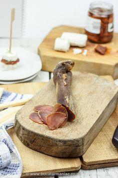 Muschiulet de porc afumat la rece ~ bucatar maniac