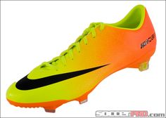 Nike Mercurial Vapor IX FG Soccer Cleats - Volt with Black...$202.49