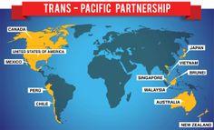 Αποχωρούν από την Σύμπραξη της Περιοχής του Ειρηνικού (TPP) οι ΗΠΑ; ~ Geopolitics & Daily News