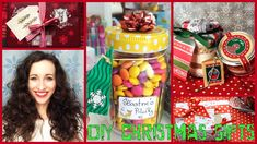 ❄ DIY + Tipy Na Vánoční Dárky 2014 ❄ Pavlinna17 ❄