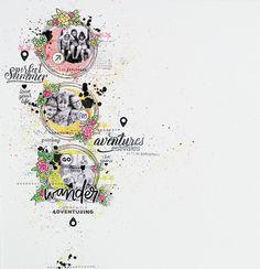 lescrapananat: DT Variations Créatives , le Tuto du mois.