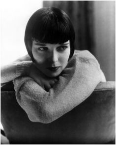 Louise Brooks, by Edward Steichen, 1928, publ. January 1929