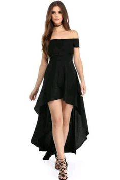 online shopping for Dearlovers Women Vintage Off Shoulder High Low Party Dress from top store. See new offer for Dearlovers Women Vintage Off Shoulder High Low Party Dress Party Dresses Online, Grad Dresses, Party Gowns, Dance Dresses, Short Dresses, Prom Dress, Dress Online, Pretty Dresses, Beautiful Dresses