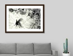 «Goldfish», Exclusive Edition Art Print by Stavroula Christopoulou - From 29€ - Curioos