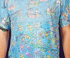 Where's Waldo Shirt