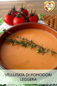 Cantaloupe, Food And Drink, Soup, Fruit, Drinks, Cooking, Mamma Mia, Italian Recipes, Flora