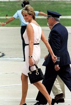 princess diana style | Princess Diana Revisited: The Handbags That Made The Lady