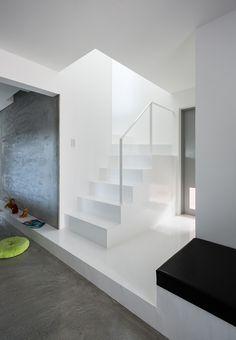 FORM/Kouichi Kimura Architects have designed the Scape House in Shiga, Japan.