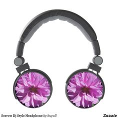 Sorrow Dj Style Headphone