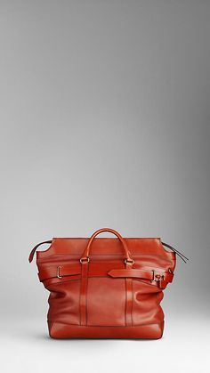 Burberry - SARTORIAL LEATHER TOTE BAG