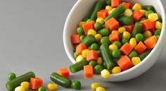 Easy tips for making mixed vegetables more fun to eat!