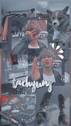Wallpaper: bts - kim taehyung — credit to the owner/logo. Army Wallpaper, Iphone Wallpaper, Bts Taehyung, Bts Bangtan Boy, Bts V Photos, V Chibi, V Cute, Twitter Bts, Bts Backgrounds