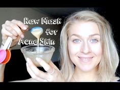Honey, Baking Soda & Apple Cider Vinegar Mask For Acne & Radiant Skin | Fitness Tati