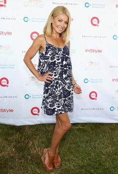 Kelly Ripa's diet secrets: How the TV host really stays in shape #fitness #health #aktinmotion