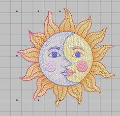 Lesson 7: BERNINA Embroidery Software V8: Transform Toolbar » BERNINA Blog Embroidery Motifs, Embroidery Software, Embroidery Designs, Roman Numerals, Scale, Change, Stitch, Mirror, Blog