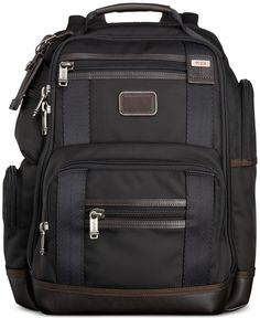 Tumi Alpha Bravo Kingsville Deluxe Backpack