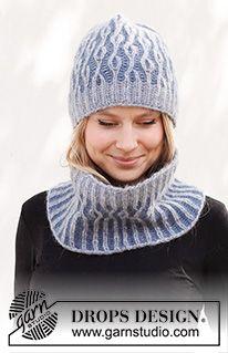 Knitting Patterns Free, Free Knitting, Crochet Patterns, Drops Design, Knit Or Crochet, Free Crochet, Brother Knitting Machine, Magazine Drops, Labor