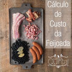 Cálculo de Custo de Feijoada na Cozinha do Quintal. Foto original Shutterstock. Todos os direitos reservados.