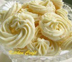 Indonesian cuisine: Sago Cheese Cookies