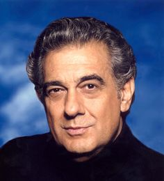 Placido Domingo.  When I have insomnia, I put on Placido Domingo.  His voice is sooo soothing and wonderful.  So peaceful and calming.  Just love to hear him sing.  Love him.