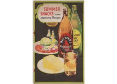 #0098   Bulmer's Cider Advertizing Leaflet - Cooper & Co Stores, Church St, Liverpool  - 1935