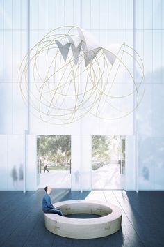 TRIAS studio MA UA museum utzon archive sydney designboom