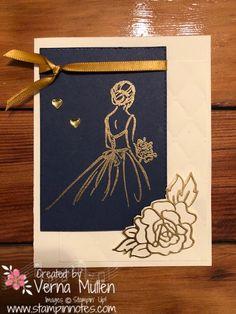 Just Married style vintage pack de 10 marron cadeau tags mariage fait main