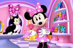 La Casa de Mickey Mouse - La Boutique de Monyos de Minnie