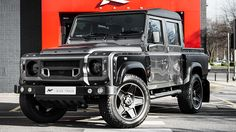 //Land Rover Defender XS 110 Double Cab Pick Up – Chelsea Wide Track