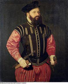 Bildnis des Nürnberger Feldhauptmanns Hieronimus Koler - Onlinedatenbank der Gemäldegalerie Alte Meister Kassel