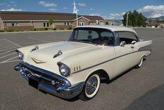 1957 Chevrolet Bel Air 2 Door