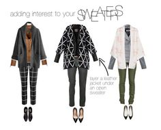 4 Fun New Ways to Wear Your Winter Staples