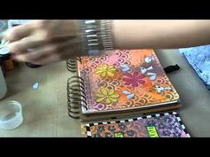 Art Journaling with Rach0113 on Live with Prima - YouTube
