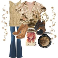 Causual, created by jeannie-russell on Polyvore